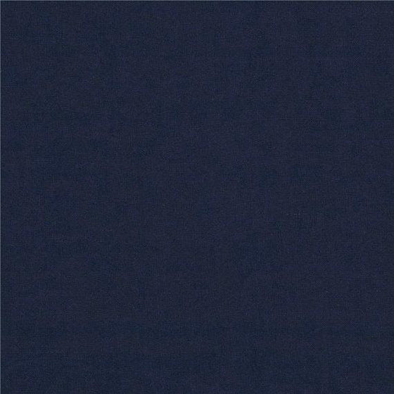 Solid Navy Blue 4 Way Stretch 10 oz Cotton Lycra Jersey Knit Fabric, 1 Yard