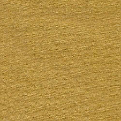 Curry Yellow Modal Spandex Jersey Knit Fabric - Raspberry Creek Fabrics