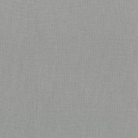 Smoke Grey Yarn Dyed Linen, Essex Linen Blend Collection By Robert Kaufman, 1 Yard