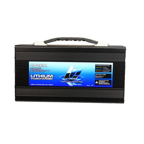 1016A 36V 18A Lithium Ion Marine Battery Charger