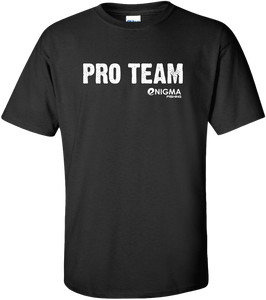 Enigma Pro-Team Short-Sleeve Black-Gray