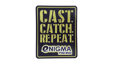 Enigma Cast.Catch.Repeat. Decal