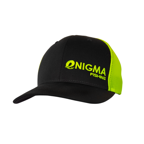 Enigma Green Flex Hat