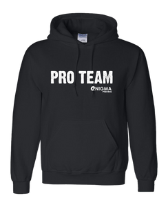 Enigma Pro-Team Hoodie - Black or Gray