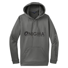 Enigma Fishing Hoodie - Gray or Lime