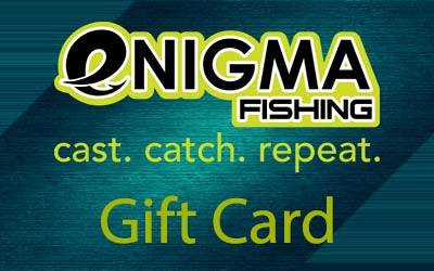 Enigma Fishing Gift Card