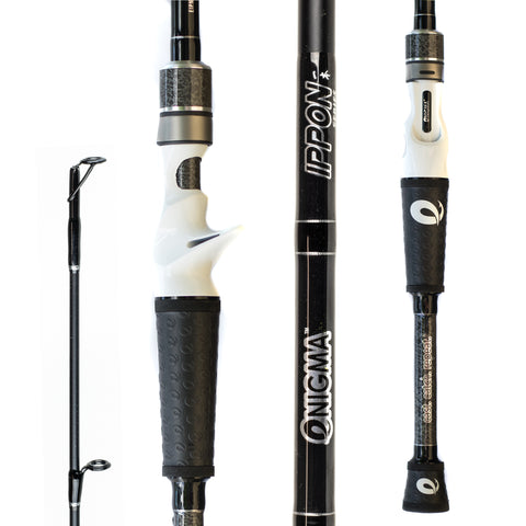 IPPON Series - Casting- Pre Order Select Rods! Shipping 2nd week of Feb.