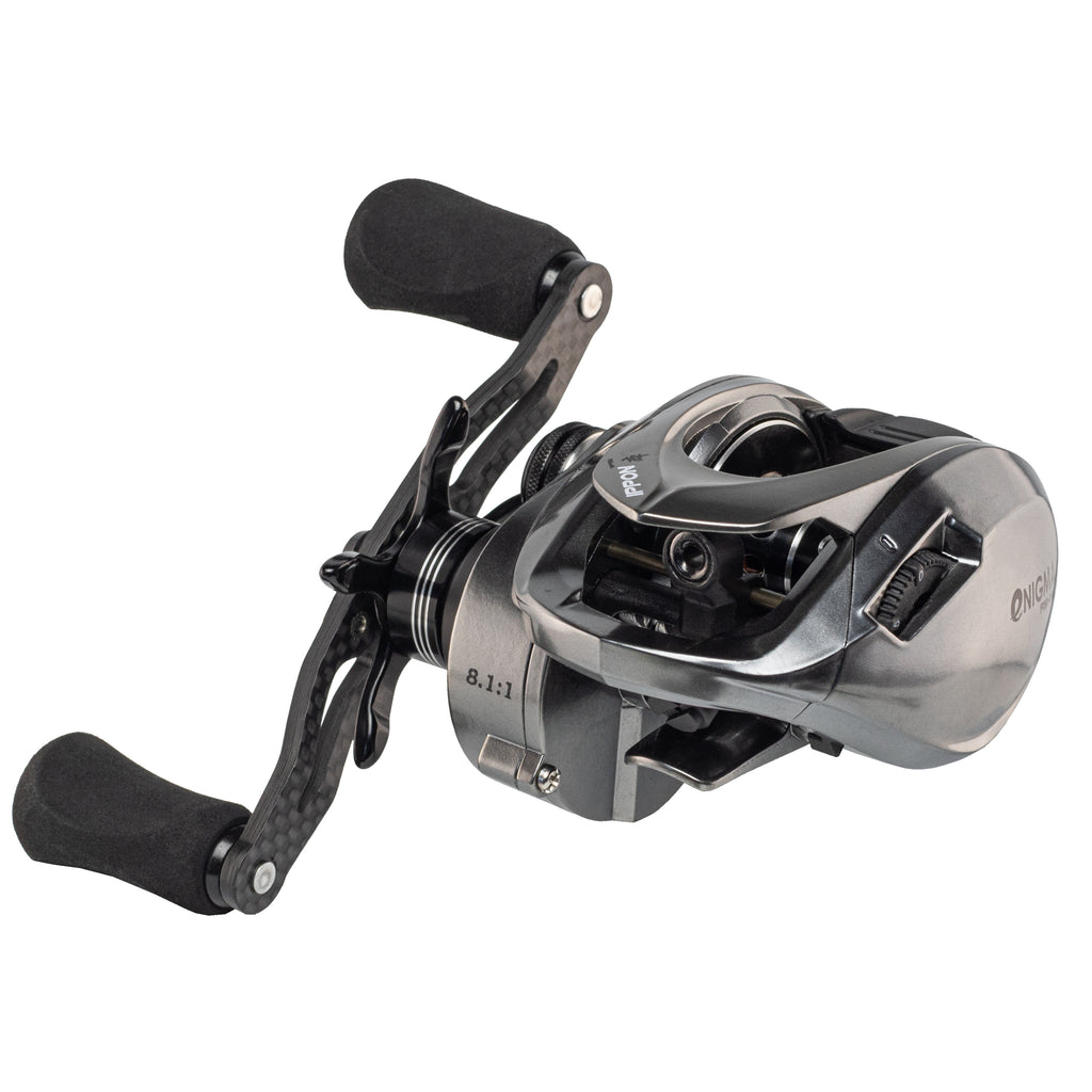 IPPON Series IP100 Baitcasting Reel – Enigma Fishing LLC