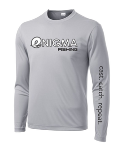 Grey Performance Sun Shirt