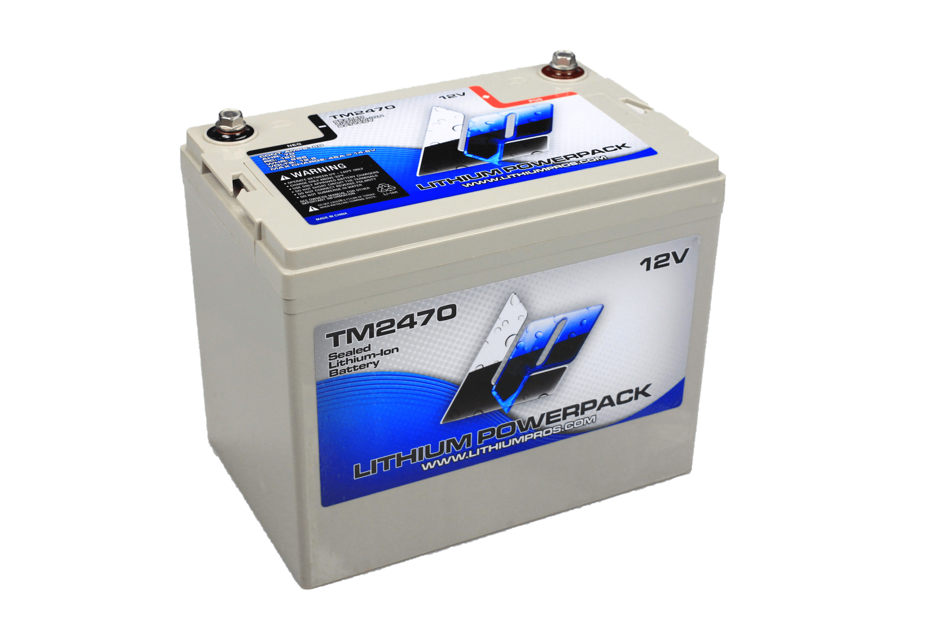TM2470 12.8V 70Ah Lithium Ion Battery