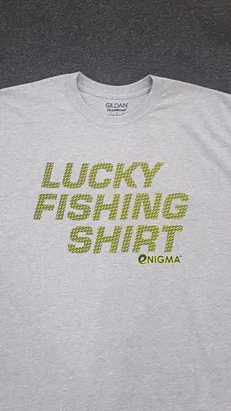 Short sleeve Lucky Fishing Shirt