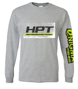 New HPT Logo Long Sleeve Shirt