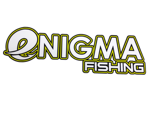 Enigma Fishing  ROD LOCKER carpet decal
