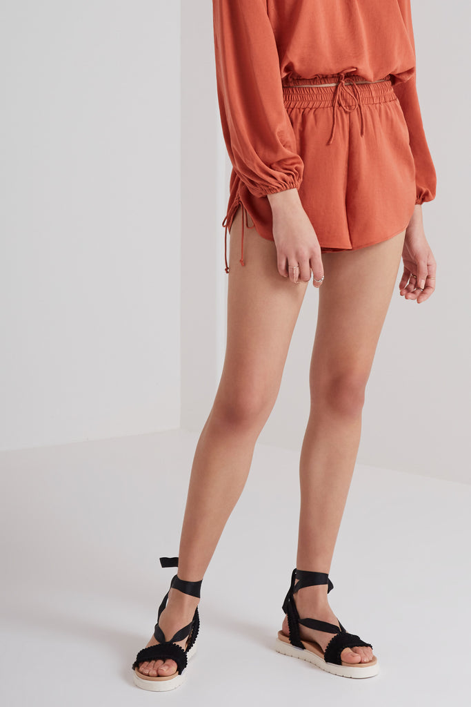 THE NIGHTINGALE SHORT copper