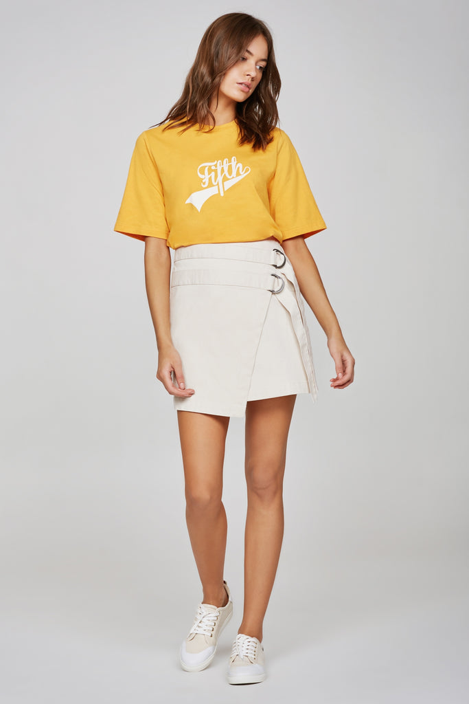 EXPEDITION SKIRT bone