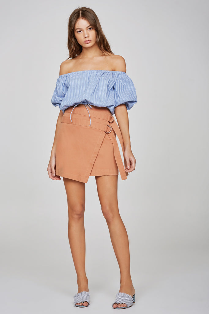 EXPEDITION SKIRT tan