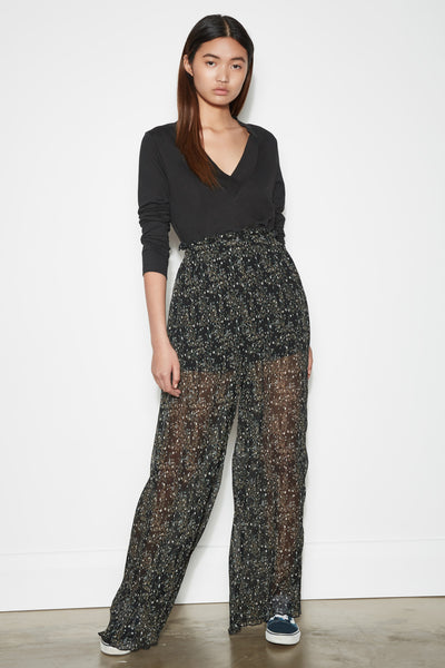 APRICITY PANT black freesia