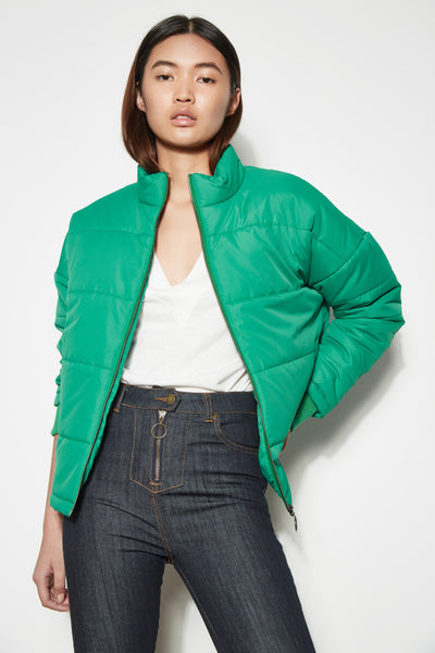 DRIFTWOOD JACKET green