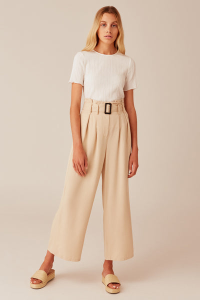 PASTIME PANT sand