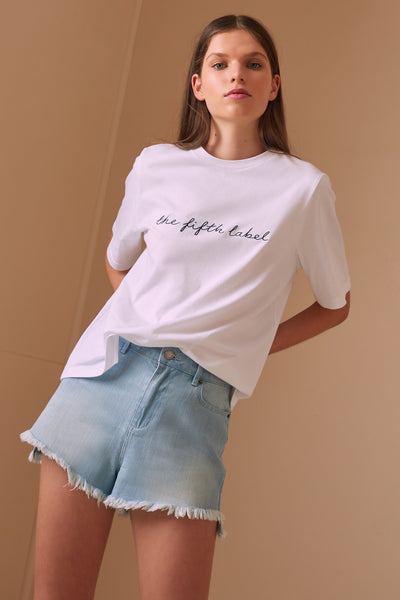 ELIZA T-SHIRT white