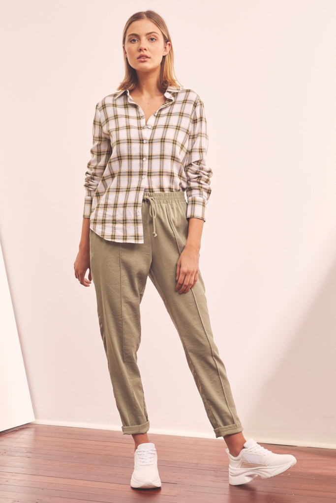 INTERCITY PANT sage
