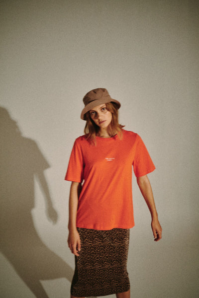 WAGON T-SHIRT orange