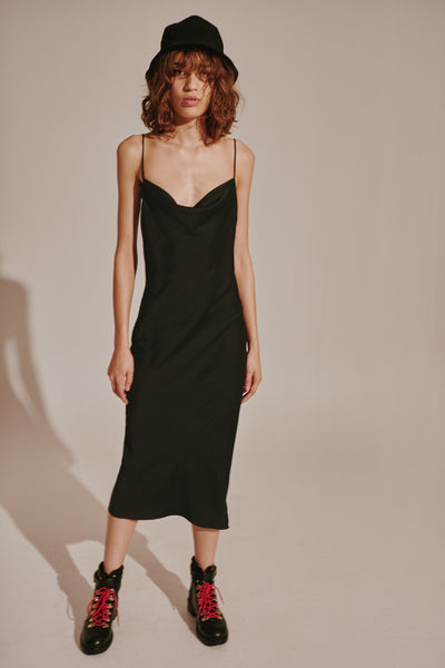 TONIC DRESS black