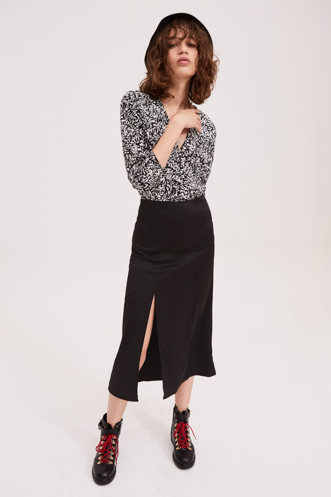 TONIC SKIRT black