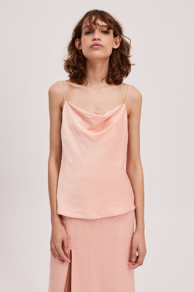 TONIC CAMISOLE light peach