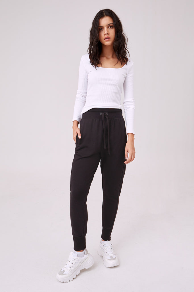 ANIMATION PANT black