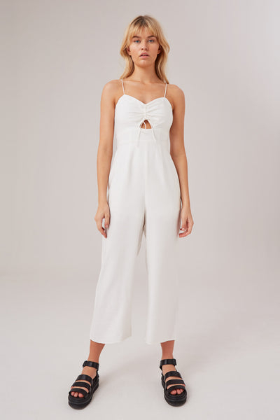 GENERATIONS JUMPSUIT ivory