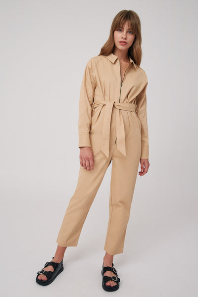 WAKE UP JUMPSUIT natural