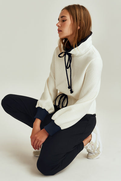 ASTRONOMY JUMPER ivory