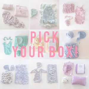 Pick Your Box subscription!
