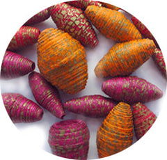 Lokta Paper Bead Kit