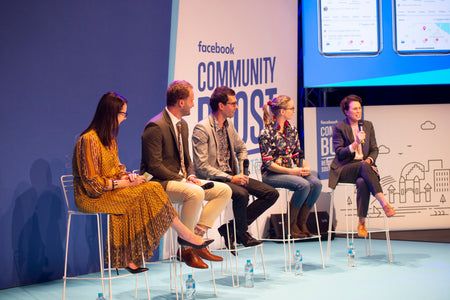 CFM Help Launch Facebooks Community Event