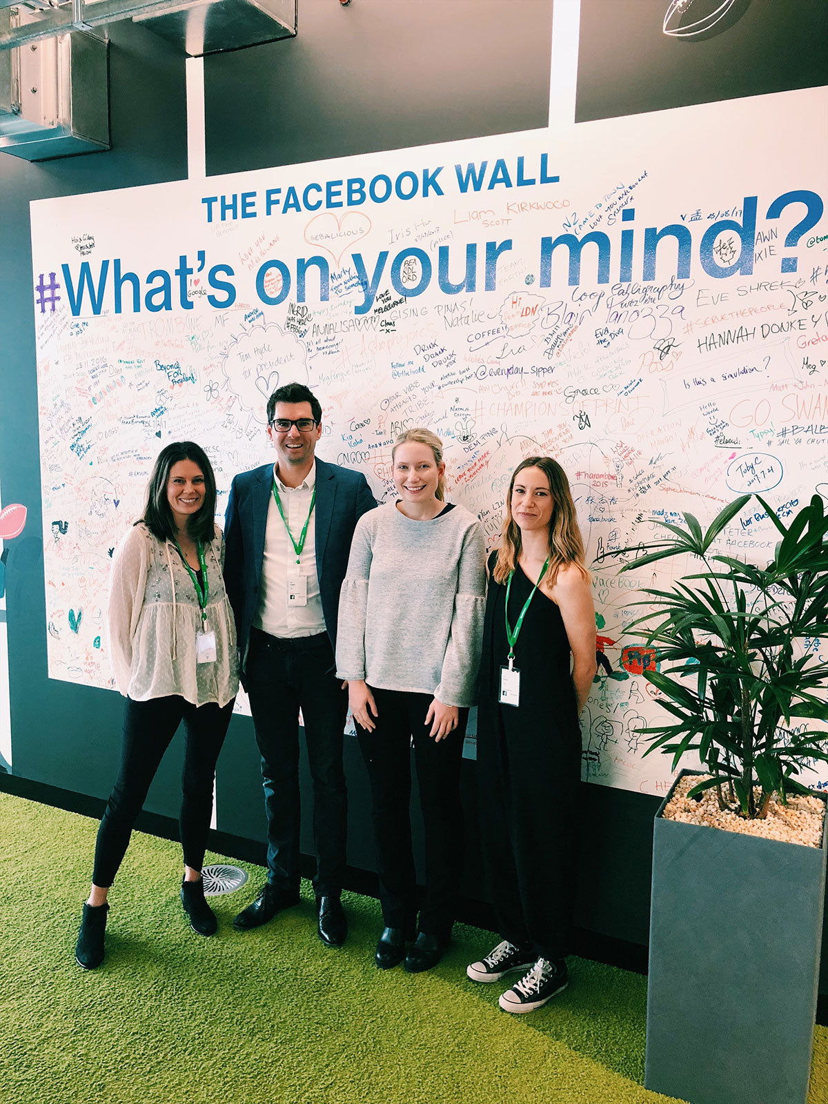 facebook office Melbourne