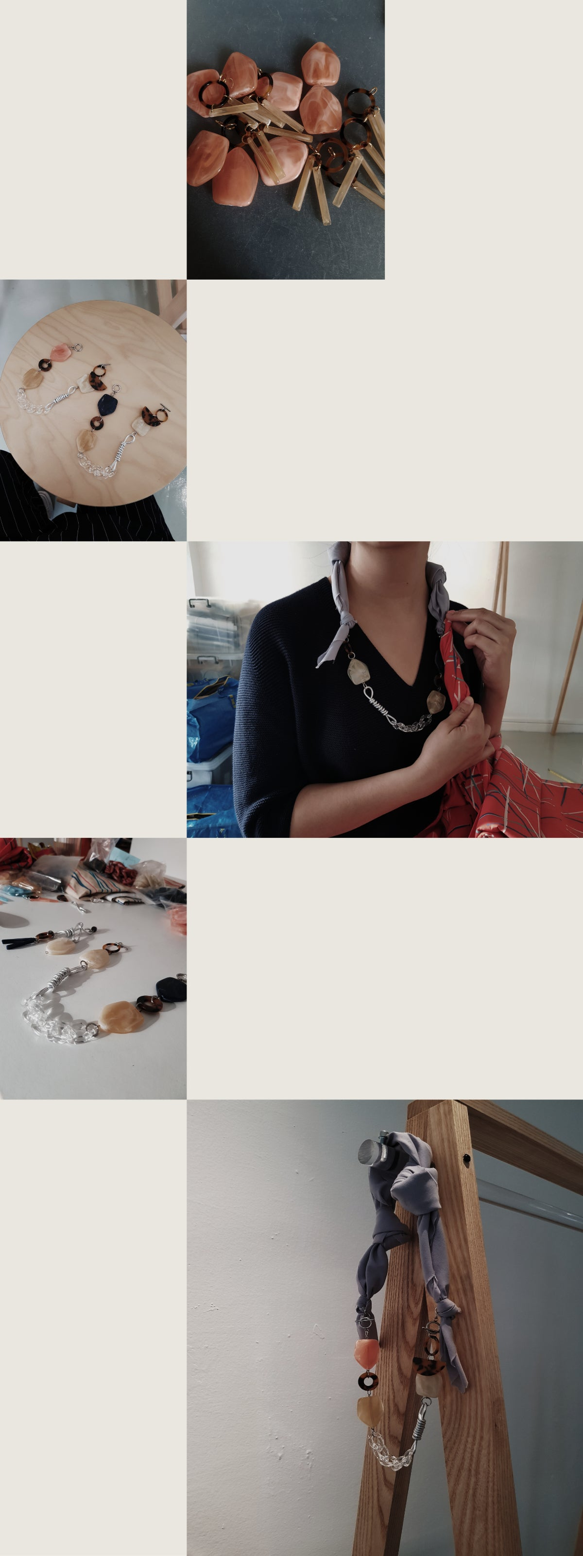Weekend Sundries x YARD YARN - Handmade Jewelry - Singapore