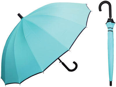 16-Panel Auto Open Umbrella