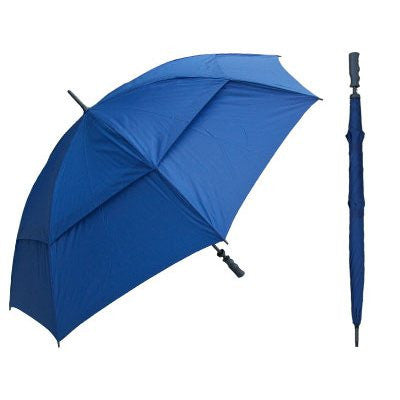Double Canopy Manual Open Umbrella
