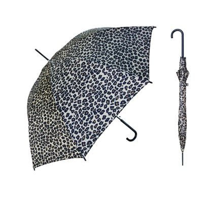 Animal Print European Hook Umbrella