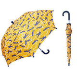 Airplane Print Kids Umbrella