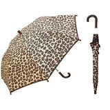 Animal Print Kids Umbrella