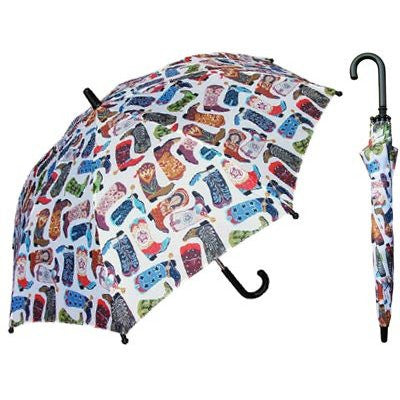 Boot Print Children's Umbrella