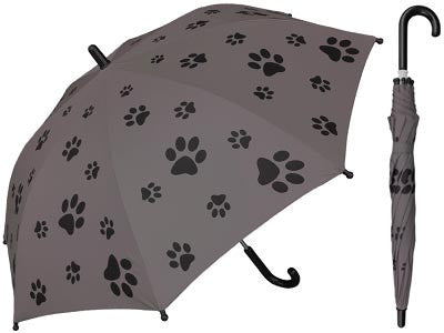 Paw Print Children's Umbrella