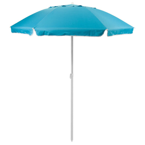 Caribbean Blue Beach Umbrella