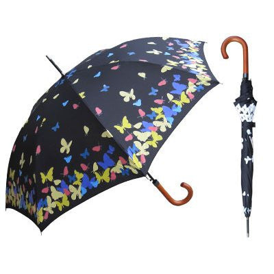 Color Butterfly Umbrella