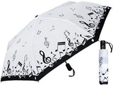 "44"" Auto Auto Mini Music Umbrella"