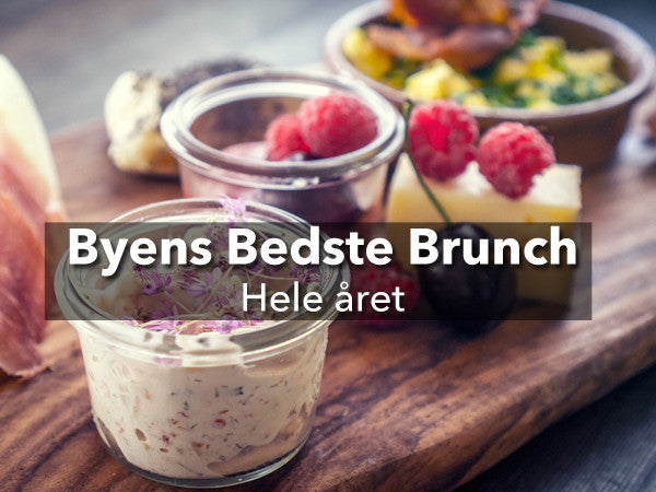 brunch buffet - catering - mad med hjem