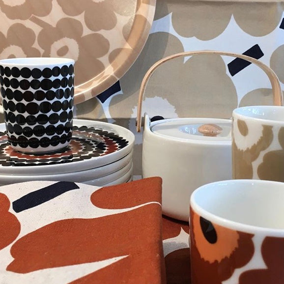 Marimekko Unikko products at Indish Interiors
